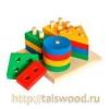 Деревянные игры и игрушки