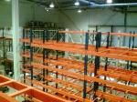 Разборные металлические стеллажи: особенности монтажа